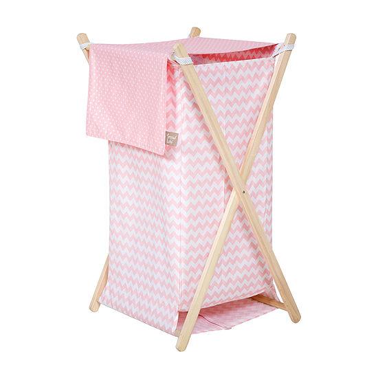 Trend Lab® Pink Sky Hamper