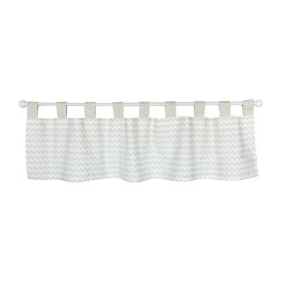 Trend Lab® Sea Foam Window Valance