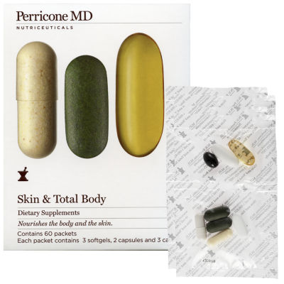 Perricone MD Skin & Total Body Dietary Supplements