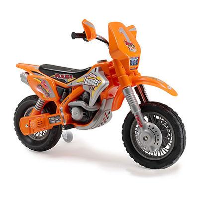 Injusa Motocross Thunder Max VX 12V Motorcycle
