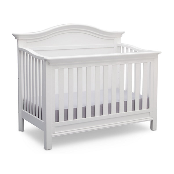 Delta Children's Products™ Bethpage 4-In-1 Crib - Bianca