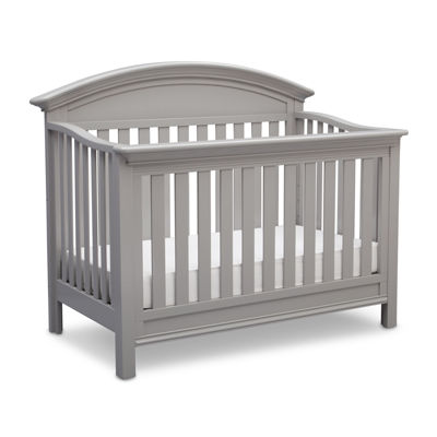 Delta Children's Products™ Aberdeen 4-In-1 Crib - Gray