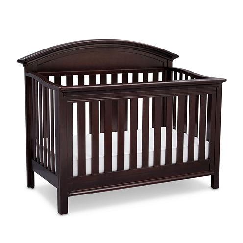 Delta Children's Products™ Aberdeen 4-in-1 Crib - Dark Chocolate