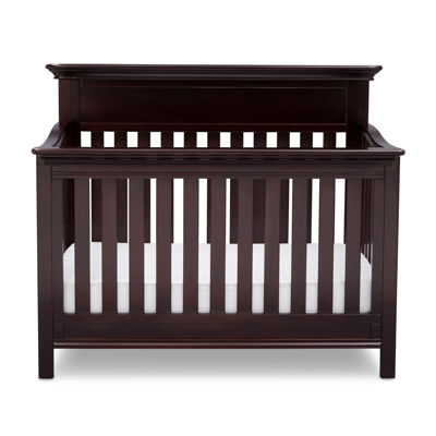 Delta Children's Products™ Fernwood 4-in-1 Crib - Dark Chocolate