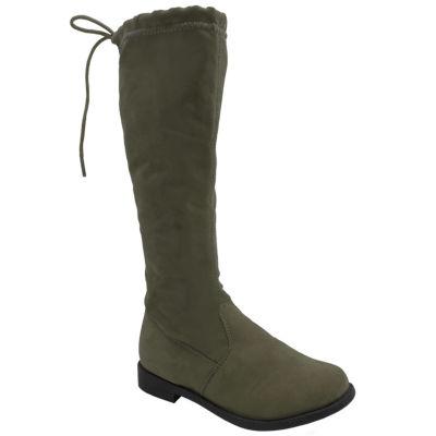 I Heart Yokids Callie Girls Slouch Boots - Little Kids/Big Kids