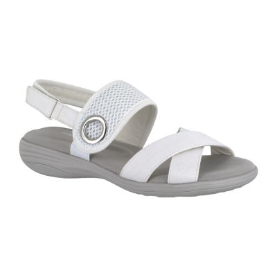 Easy Street Shae Womens Slip-On Shoes-Extra Wide
