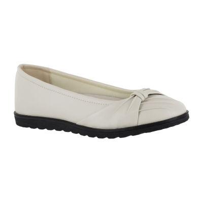 Easy Street Giddy Ii Womens Slip-On Shoes-Wide