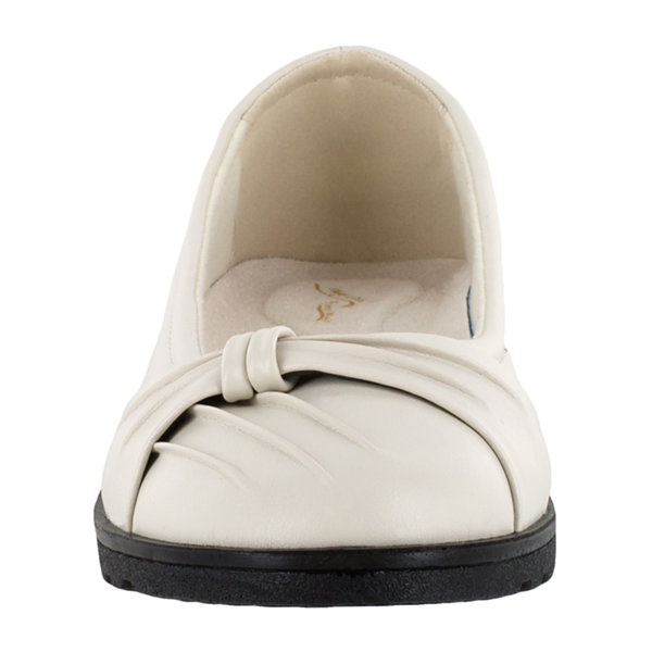 Easy Street Giddy Ii Womens Slip-On Shoes-Extra Wide