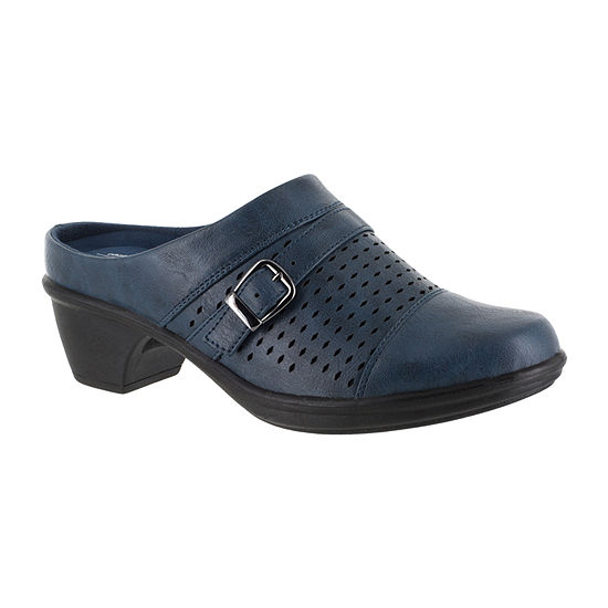 Easy Street Womens Cleveland Slip-On Shoe Round Toe