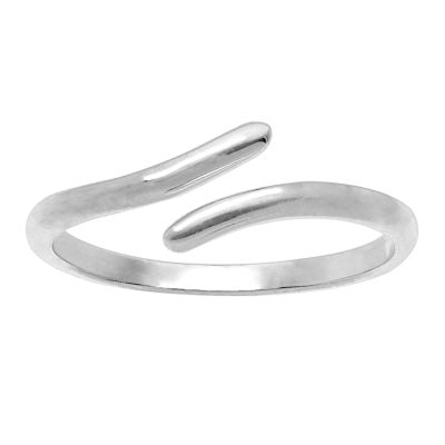 Itsy Bitsy Womens Bypass  Cocktail Ring
