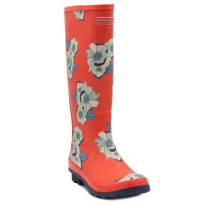London Fog Thames Womens Waterproof Rain Boots