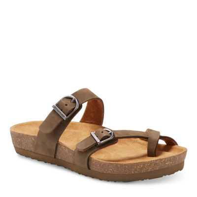 Eastland Tiogo Womens Slide Sandals