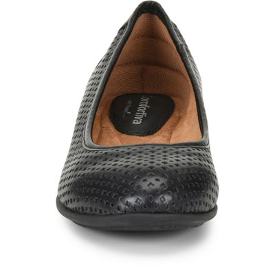 Comfortiva Womens Electra Ballet Flats Slip-on Closed Toe