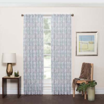 Vue Noe Rod-Pocket Curtain Panel