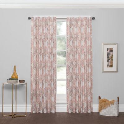 Vue Genaro Rod-Pocket Curtain Panel