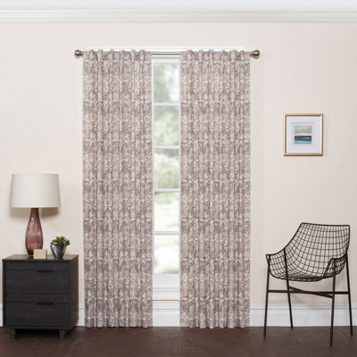 Vue Brenton Rod-Pocket Curtain Panel