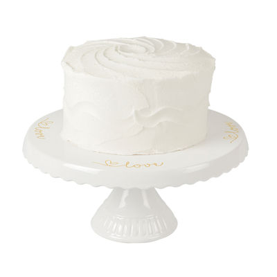 Cathys Concepts Love Cake Stand