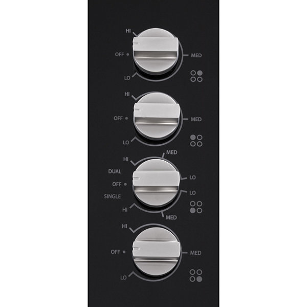 "Haier 24"" Electric Cooktop"