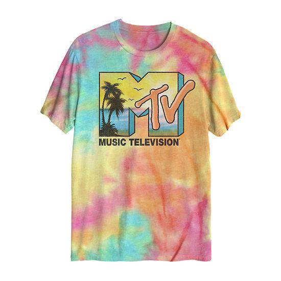 Mens MTV Graphic T-Shirt