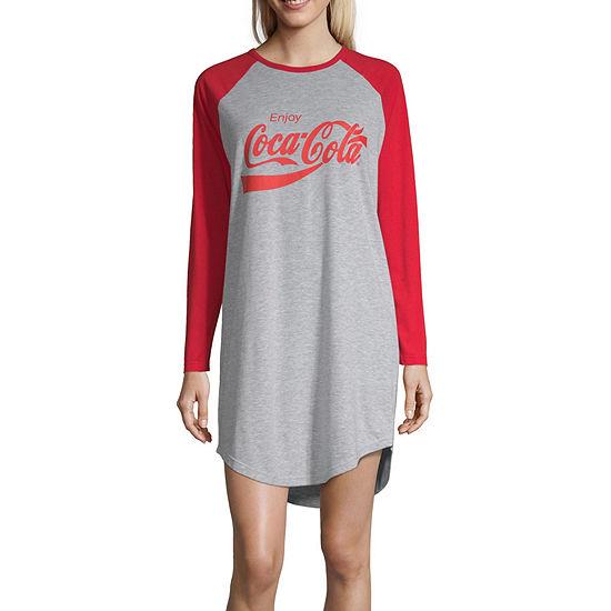 550c81721 Coca-Cola Junior's Nightshirt - JCPenney
