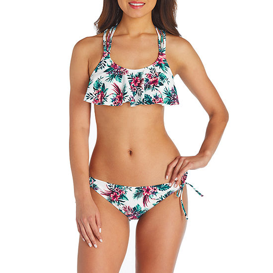 Arizona Flounce Swimsuit Top Or Swimsuit Bottom Juniors