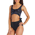 Arizona Star Monokini One Piece Swimsuit Juniors