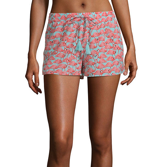 aaaaea6fba City Streets Swimsuit Cover-Up Shorts-Juniors - JCPenney