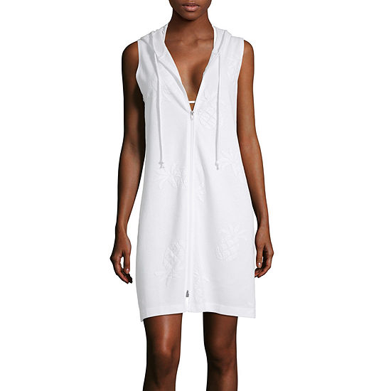 Wearabouts Jacquard Swimsuit Cover-Up Dress