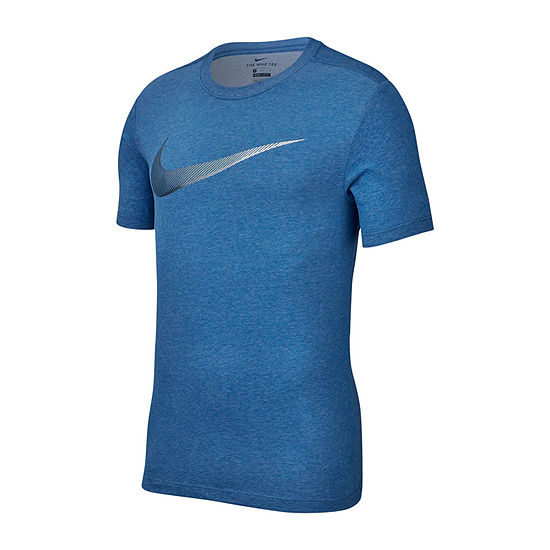 Nike Mens Dry Swoosh T-Shirt