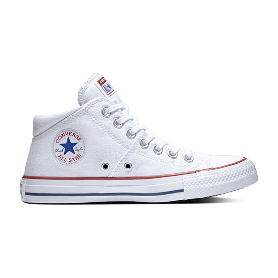 Converse Chuck Taylor All Star Madison Mid Womens Lace-up Sneakers