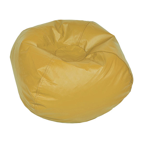 Jack Medium Vinyl Bean Bag