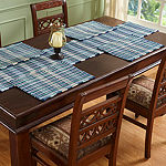 Better Trends Cottage Plaid 4-pc. Placemat