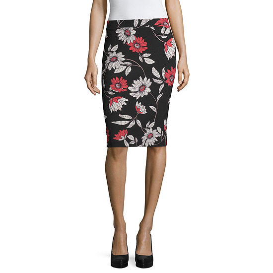 dd944a0761b488 Liz Claiborne Womens Pencil Skirt - JCPenney