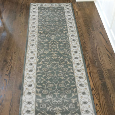 Pisa Arabesque Traditional Oriental Area Rug