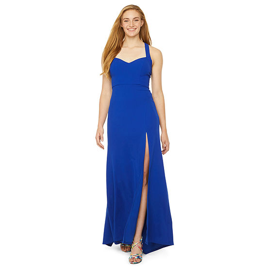 My Michelle Prom Sleeveless Fitted Gown