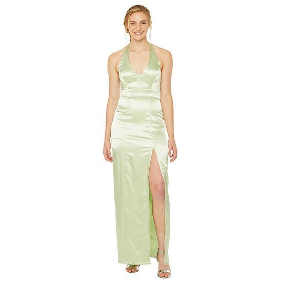 Speechless-Juniors Sleeveless Sheath Dress