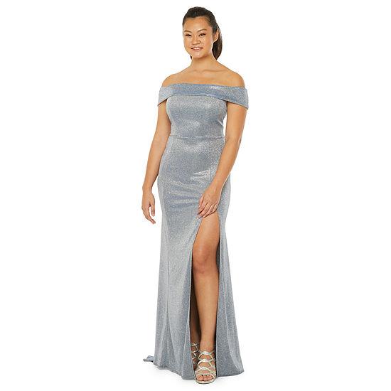B. Smart Short Sleeve Sheath Dress - Juniors