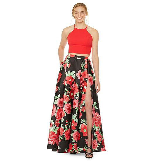 B. Smart-Juniors Sleeveless Dress Set
