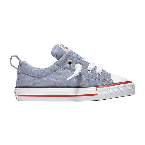 Converse Chuck Taylor All Star Street Slip Varsity Toddler Boys Sneakers