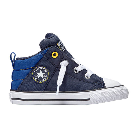 Converse Chuck Taylor All Star Axel Mid Color Block Toddler Boys Sneakers