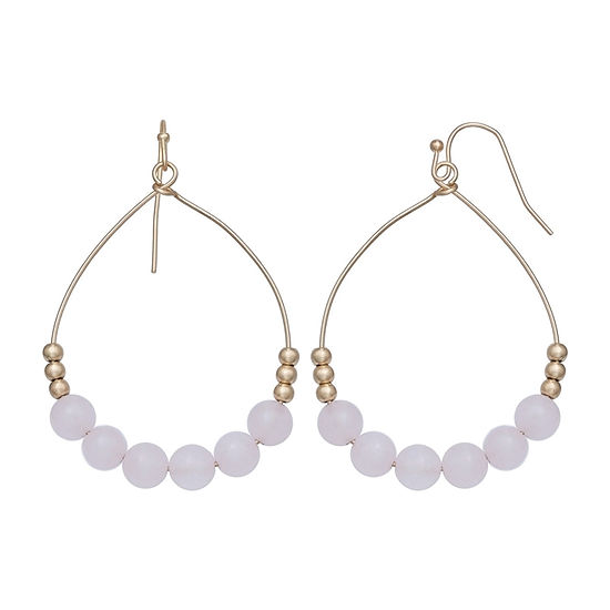 a.n.a Beaded Drop Earrings