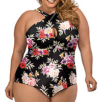 Plus One Piece Swimsuits