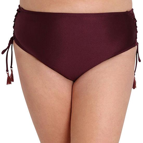 Lysa High Waist Swimsuit Bottom Plus