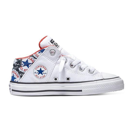 Converse Chuck Taylor All Star Axel Mid Logo Play Little Kid/Big Kid Boys Sneakers