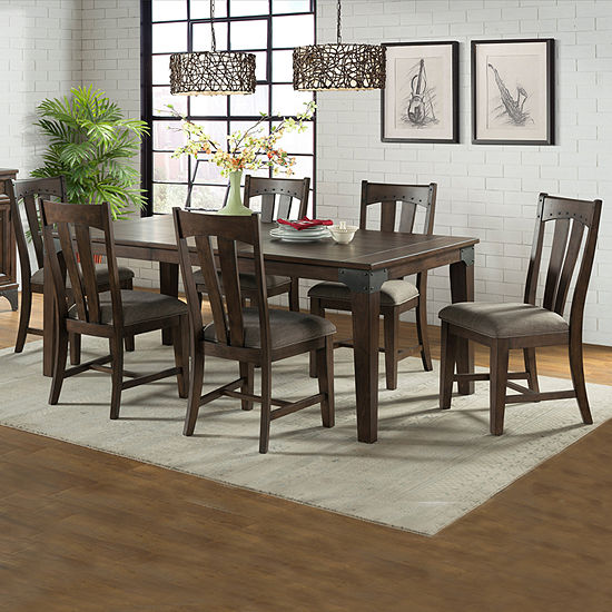 Rustic River 7-Piece Dining Set