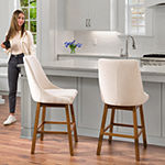 Boston Dining Collection 2-pc. Upholstered Bar Stool