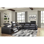 Signature Design by Ashley® Mantonya 6-Piece Reclining Sectional