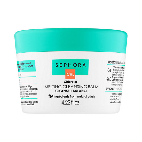 SEPHORA COLLECTION Melting Cleansing Balm Cleanse + Balance