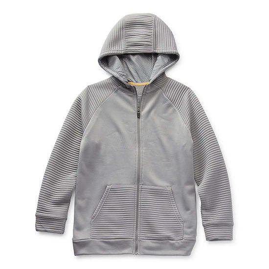 Xersion French Terry Little & Big Boys Raglan Sleeve Hoodie