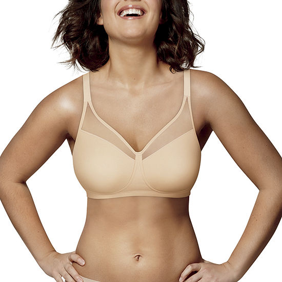 Playtex 18 Hour Ultimate Lift & Support Wireless Minimizer Comfort Full Coverage Bra-Us4697